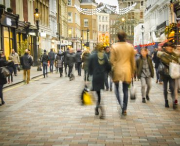 Reaching Consumers - On The High Street