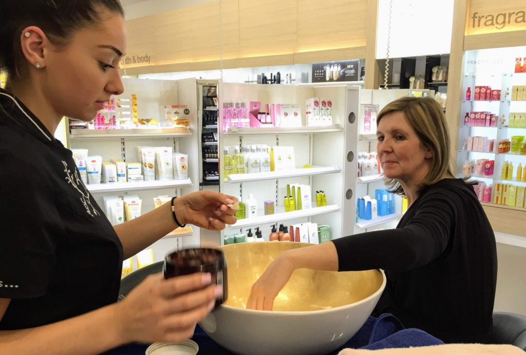 In Store Product Demonstrations - 4