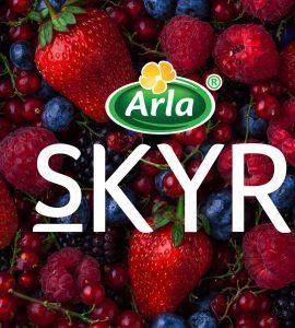 Arla Skyr Case Study