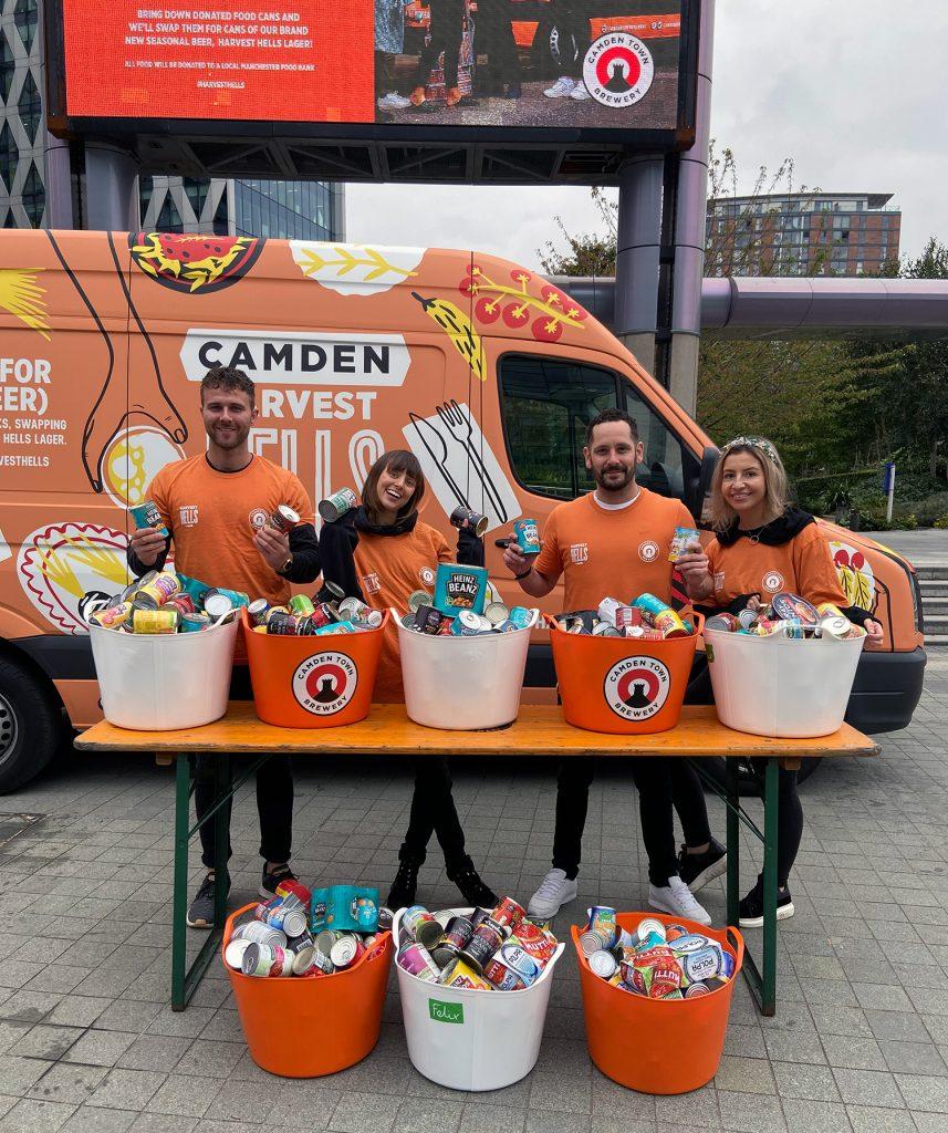 Camden Town Harvest Hells